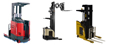 Narrow Isle Forklift Certification and Training
