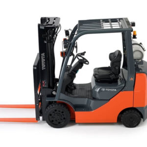 Counter Balance Forklift