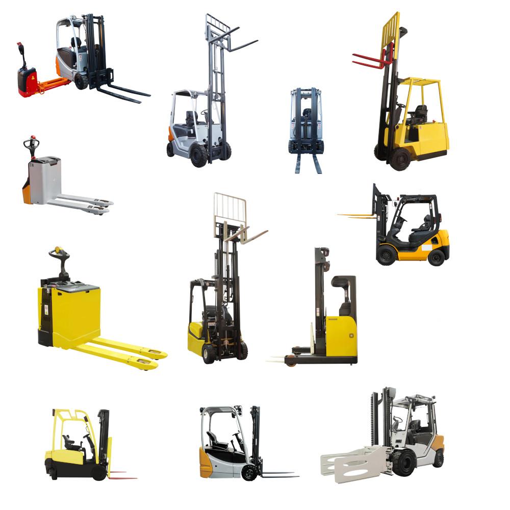 Forklift Makes and Models